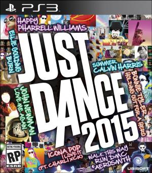 Just Dance 2015 sur PS3