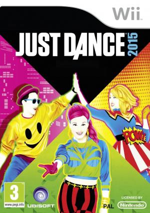 Just Dance 2015 sur Wii