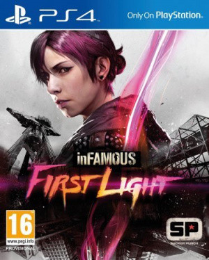 inFAMOUS : First Light sur PS4