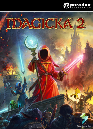 Magicka 2 : Learn to Spell Again !