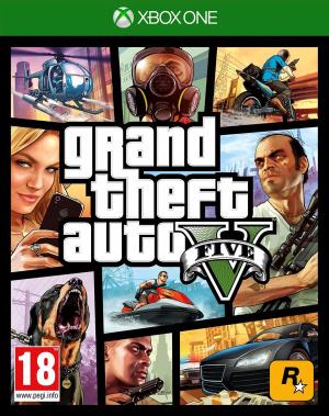 Grand Theft Auto V sur ONE