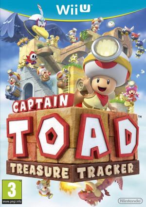 Captain Toad Treasure Tracker sur WiiU