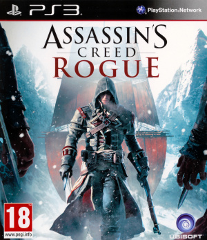 Assassin's Creed Rogue sur PS3