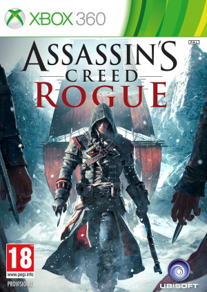 Assassin's Creed Rogue sur 360