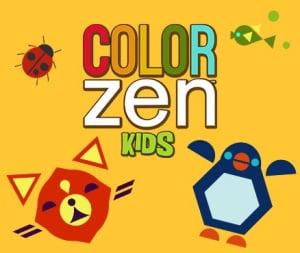 Color Zen Kids sur 3DS