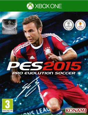 Pro Evolution Soccer 2015 sur ONE