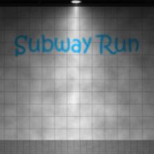 Subway Run sur Vita