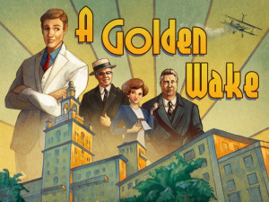 A Golden Wake sur PC