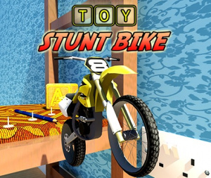 Toy Stunt Bike sur 3DS