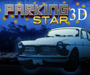 Parking Star 3D sur 3DS