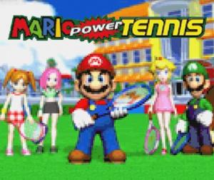 Mario Power Tennis sur WiiU