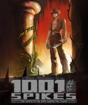 1001 Spikes sur 3DS