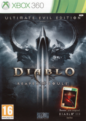 Diablo III : Ultimate Evil Edition sur 360