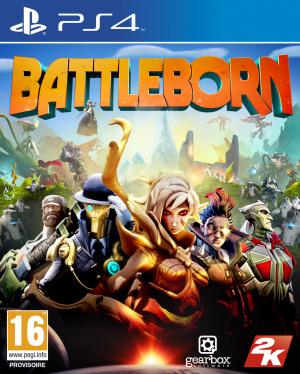 Battleborn sur PS4