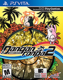 Jaquette de Danganronpa 2 : Goodbye Despair