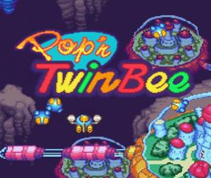 Pop'n Twinbee sur WiiU