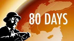 80 Days sur iOS