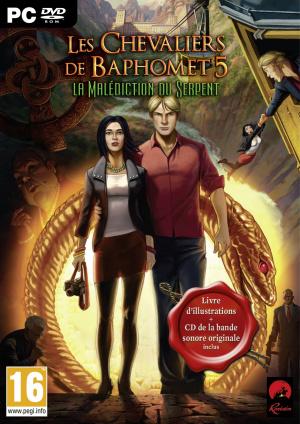 Les Chevaliers de Baphomet : La Malédiction du Serpent sur PC