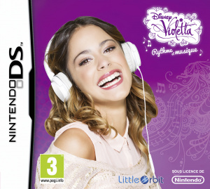 Violetta : Rythme et Musique sur DS