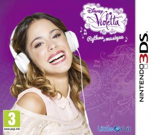 Disney Violetta : Rythme et Musique [CIA]