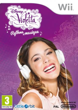 Violetta : Rythme et Musique sur Wii