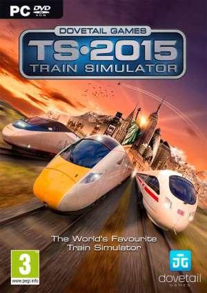 Train Simulator 2015 sur PC