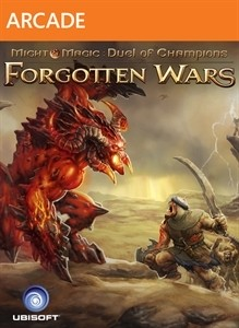 Might & Magic : Duel of Champions - Forgotten Wars sur 360