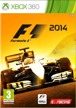 F1 2014 sur 360
