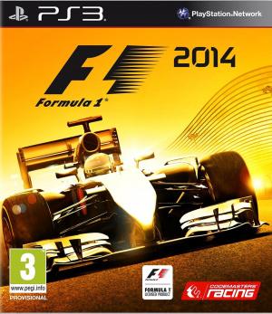 F1 2014 sur PS3