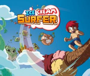 Ice Cream Surfer sur WiiU