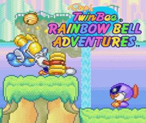 Pop'n Twinbee Rainbow Bell Adventure sur WiiU