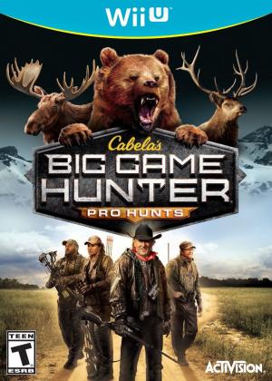 Cabela's Big Game Hunter : Pro Hunts sur WiiU