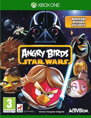 Angry Birds Star Wars sur ONE