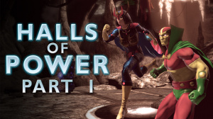DC Universe Online : Halls of Power - Partie 1 sur PS3