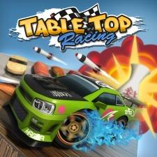 Table Top Racing sur Vita