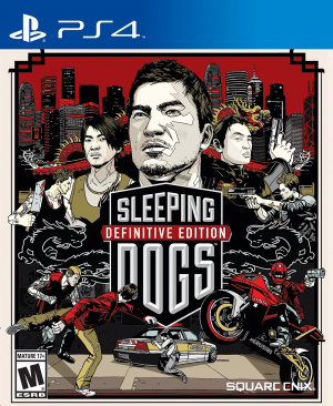 Sleeping Dogs : Definitive Edition sur PS4