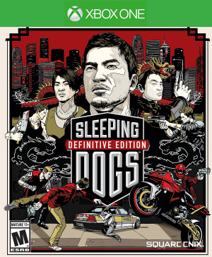 Sleeping Dogs : Definitive Edition sur ONE
