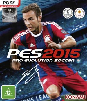 Pro Evolution Soccer 2015 sur PC