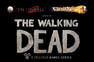 The Walking Dead Pinball sur Vita