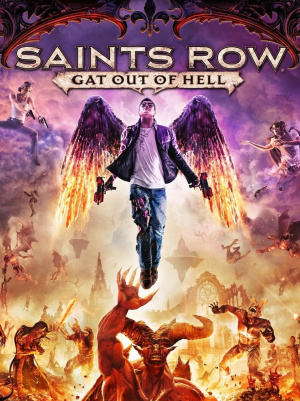 Saints Row : Gat out of Hell sur PS4