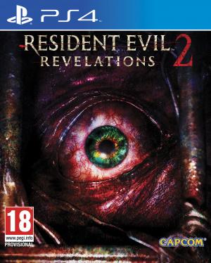 Resident Evil : Revelations 2 sur PS4
