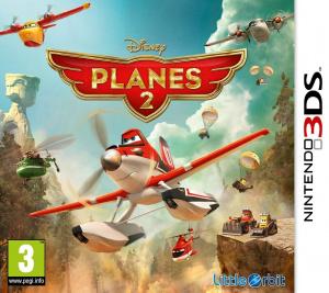 Disney Planes 2 : Mission Canadair [CIA]