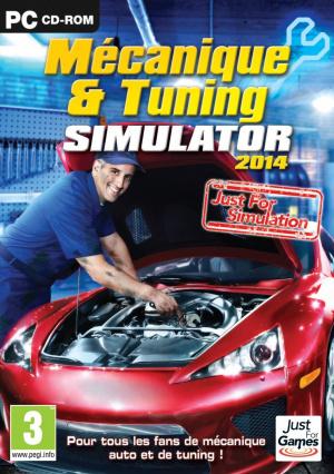 Mécanique et Tuning Simulator 2014