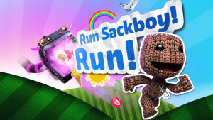 Run SackBoy ! Run !