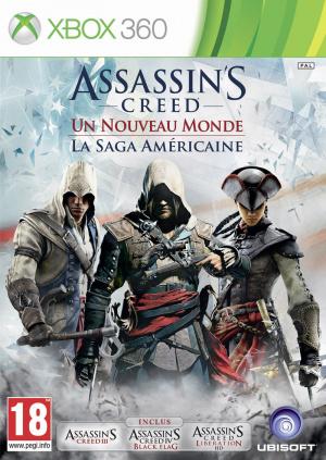 Assassin's Creed : Naissance d'un Nouveau Monde - La Saga Américaine sur 360