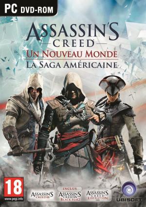 Assassin's Creed : Naissance d'un Nouveau Monde - La Saga Américaine sur PC