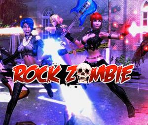 Rock Zombie sur WiiU