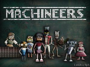 Machineers sur PC