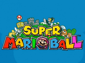 Super Mario Ball sur WiiU