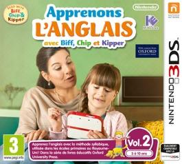 Apprenons l'Anglais avec Biff, Chip et Kipper Vol. 2 sur 3DS